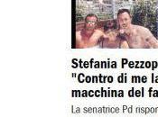 senatrice Pezzopane replica Libero: finti scoop foto tagliata arte
