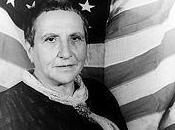 Gertrude Stein viaggio negli Stati Uniti