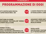 Inizia Lucca Comics Games: ecco programma giovedì Notizia