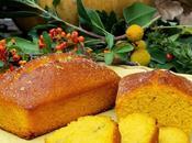 Colori d'Autunno: Mini plumcake alla zucca farina mais