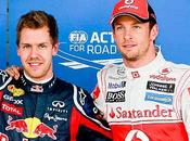 Austin: Jenson Button Sebastian Vettel Penalizzati