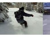 Leif, snowboard strada!