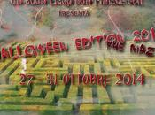 Halloween Edition 2014 Maze gioco finale, labirinto!