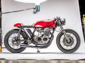 "Honda ""Red Pearl"" Kott Motorcycles"