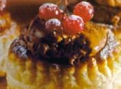 Vol-Au-Vent mousse delicata cioccolato.