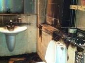 Balotelli petardi 2011: foto shock della casa distrutta