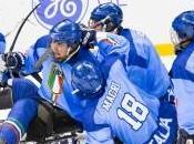 Sledge Hockey: martedì domenica nazionale PalaTazzoli