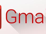 Gmail 5.0, arriva material design: novità download