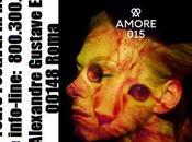 Amore Festival 2015 Roma: line programma. Capodanno lungo giorni, l'unico mondo.