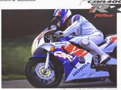 Vintage Japan Brochures: Honda 1994 (NC29)