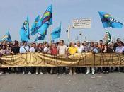 Emergenza lavoro, precari bloccano strade Calabria