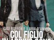 Gigi Buffon Ilaria D'Amico, figlio convivenza arrivo