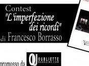 """Vincitori finalisti Contest letterario poesia prosa """"L'imperfezione ricordi"""""""