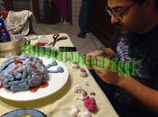 Torta Cervello HORROR CAKE