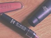 PREVIEW SWATCHES: Prodotti BKOS Cosmetics