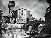 Renato Fucini, Pisa, franatura ponte legno sull'Alno.