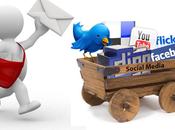 Come creare mailing list usando social media
