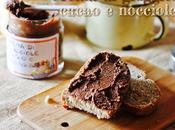 Crema giuggiole, cacao nocciole Jujubes, cocoa hazelnut spread