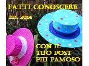 FATTI CONOSCERE post famoso, 2014