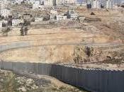 Abbattere muro costruito Israele contro Palestinesi! testa l'altra Lombardia)