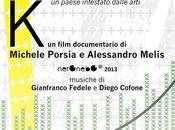 """Presentazione Cortometraggio """"K-un paese infestato dalle arti"""" Michele Porsia Alessandro Melis Campobasso"""