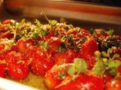 Arrosto Branzino pomodorini confit salsa grenobloise