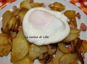 Uova: Uova camicia patate all'austriaca