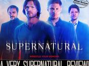 Very Supernatural... Review! 10x05 Fiction)
