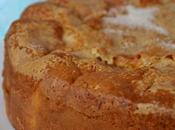 Torta mele, pere..senza burro