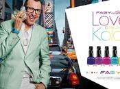 Anteprima collezione Faby Karim Rashid LOVE KOLOR York.