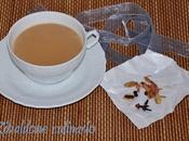Masala chai speziato indiano