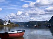 Plockton, miraggio scozzese acqua forme delicate