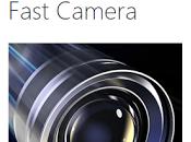 Fast Camera applicazione scattare foto ripetizione Compatibilità Windows Phone