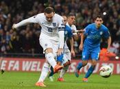 Inghilterra-Slovenia 3-1: Rooney lode. Leoni svegliano nella ripresa