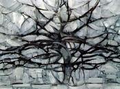 Tutorial Smokey-Eyes Facile ispirato all'albero grigio Mondrian!