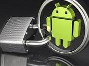 Proteggere bloccare android password
