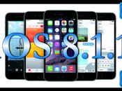 Ieri sera Apple rilasciato aggiornamenti: 8.1.1 10.10.1 [Link Diretti download]