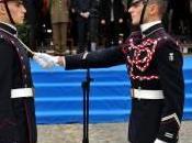 Nunziatella: Celebrato giuramento fedeltà alla Repubblica degli allievi 227° corso