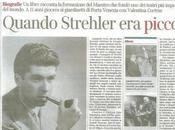 """giovane Strehler"""" """"Corriere della Sera"""""""
