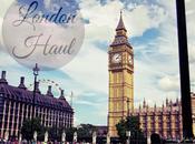 London Haul!