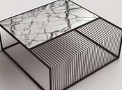 scelta coffee table
