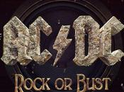 "AC/DC nuovi brani streaming ""Rock Bust"""