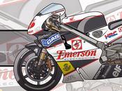 Motorcycle Honda 2000 Evan DeCiren