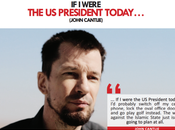 "John Cantlie fossi Presidente degli Stati Uniti…"""