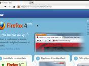Mozilla Firefox beta Ubuntu