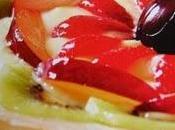 Crostata classica frutta.