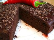 Torta cioccolato peperoncino