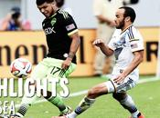 Angeles Galaxy-Seattle Sounders 1-0, video highlights