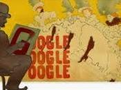 doodle Google oggi dedicato Toulouse-Lautrec