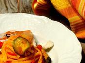 Linguine agli scampi, amore pasta